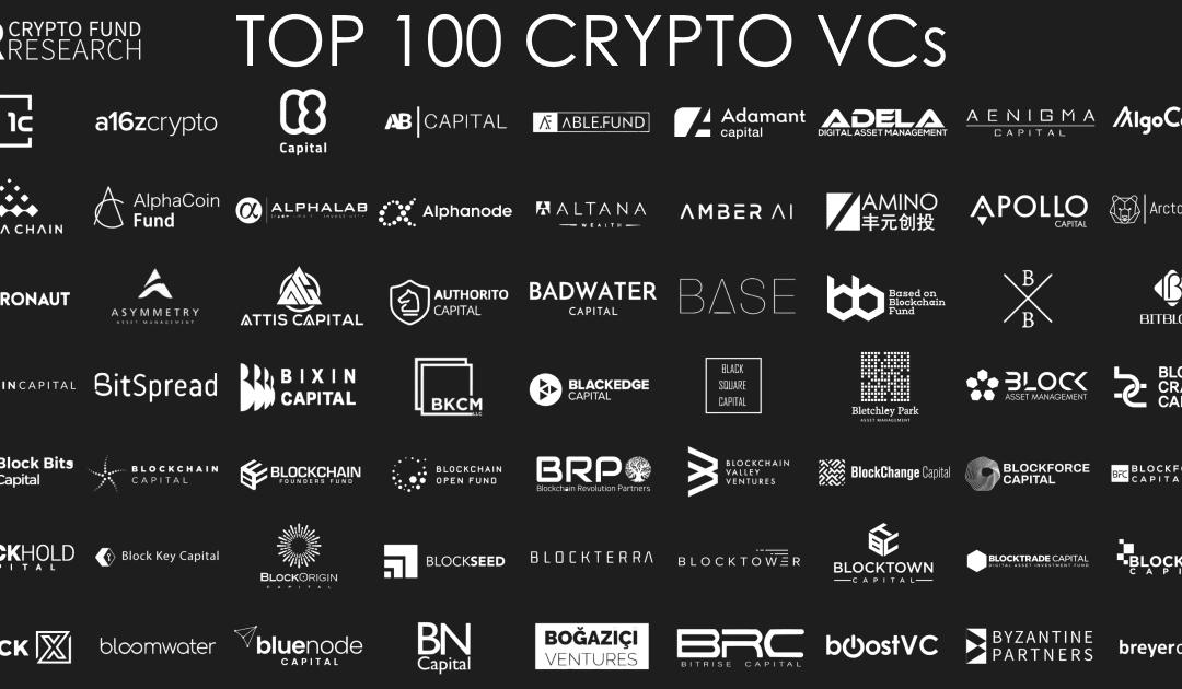 Top 100 Blockchain Venture Funds