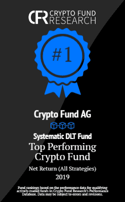 cryptocurrency fund performance